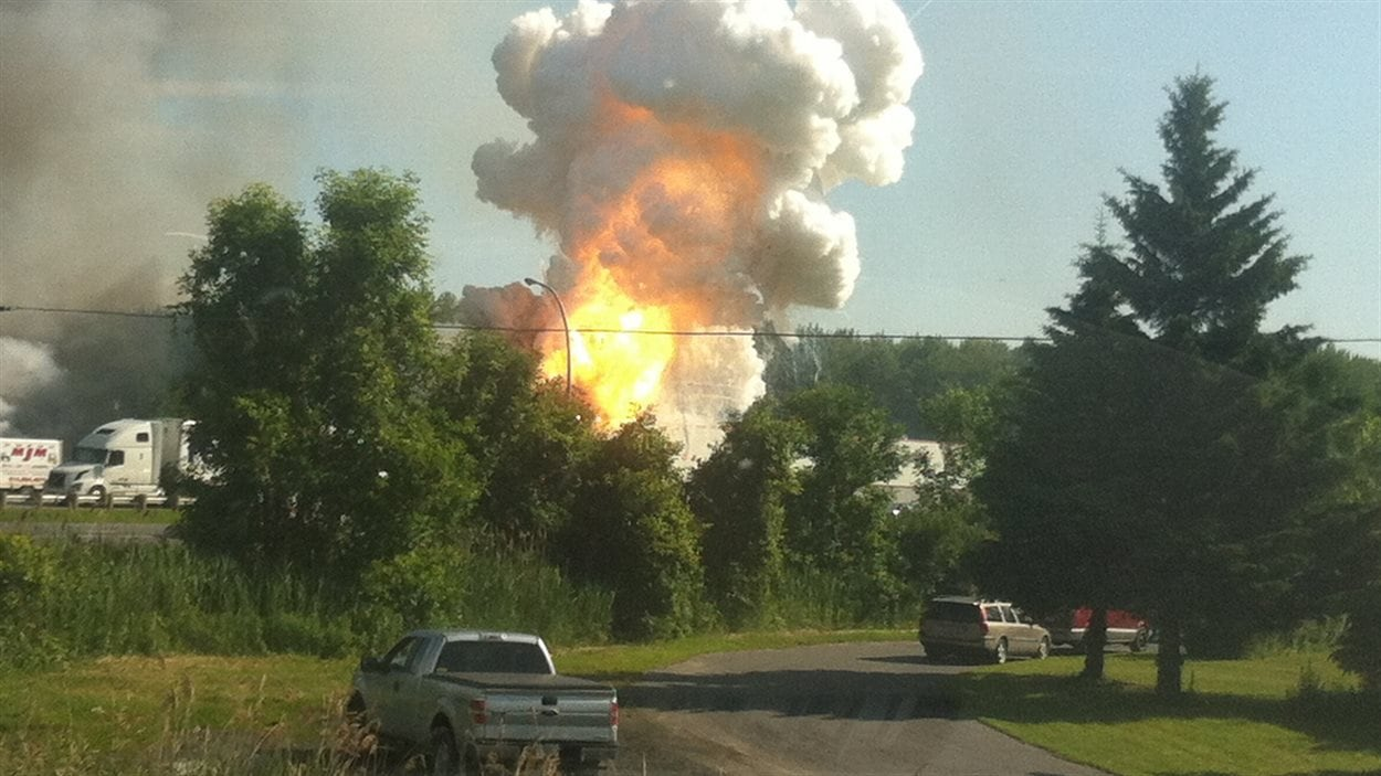 Plusieurs explosions sont survenues sur le complexe de BEM.