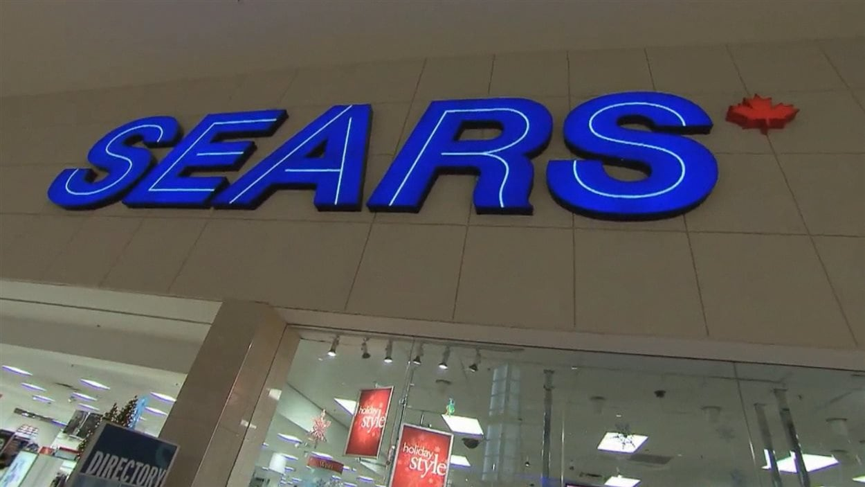 Magasin Sears au Canada