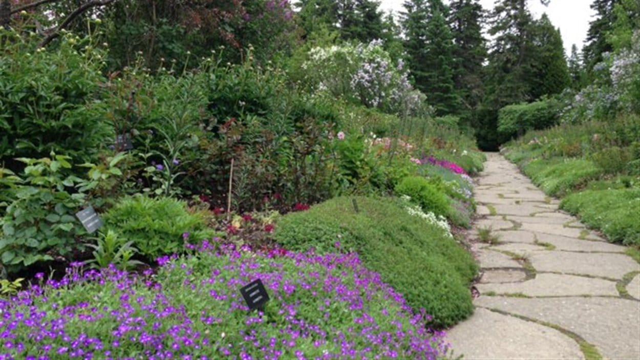 Les Jardins de Métis sont maintenant classés comme site patrimonial, fleurs, horticulture