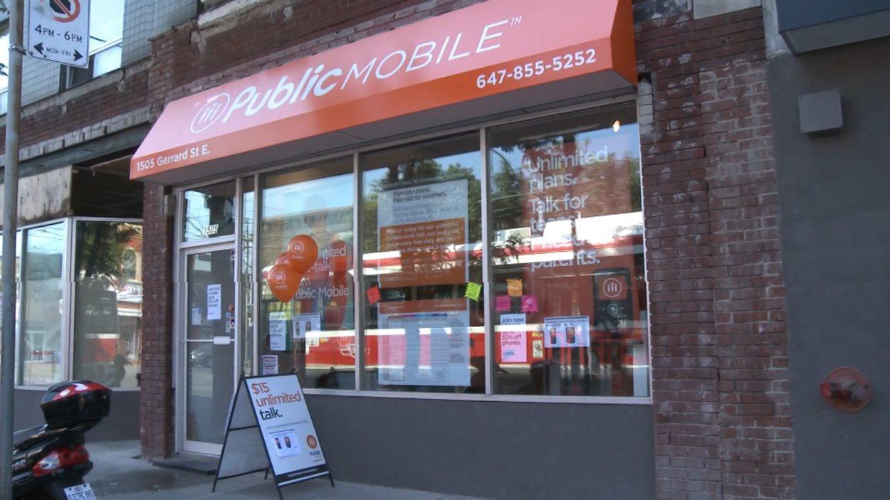 Boutique Public Mobile