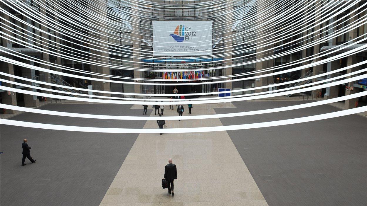 D'après le Spiegel, l'agence de renseignement américaine, la NSA, surveillait les systèmes de communication de l'immeuble du Conseil européen à Bruxelles.