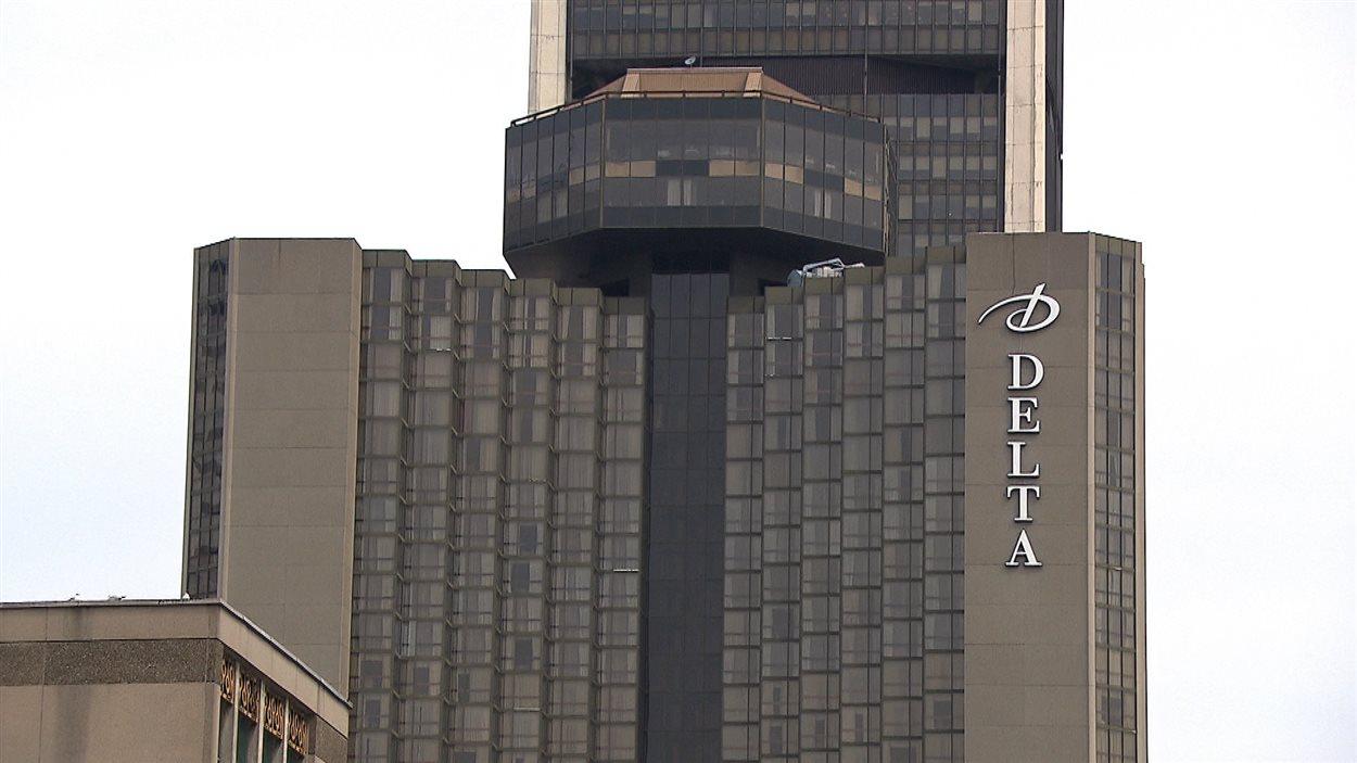 Hôtel Delta Centre-Ville