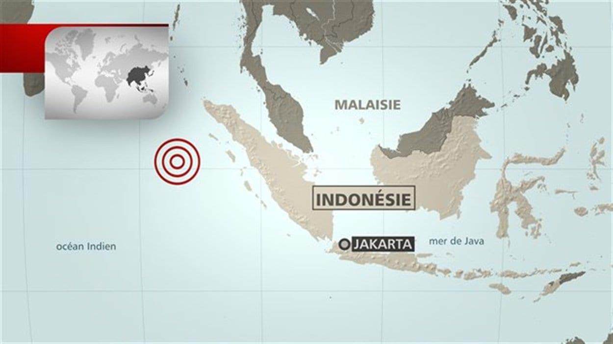 Le tsunami a pris naissance au large de l'Indonésie (archives).