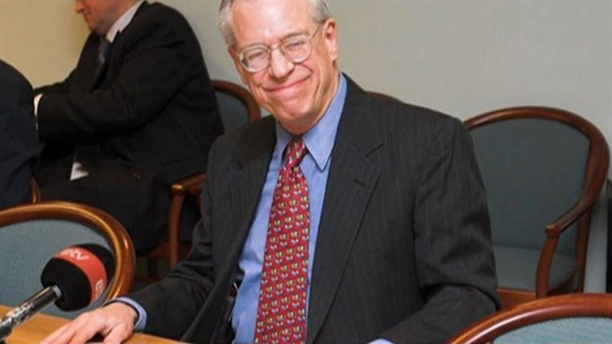 Edward A. Buckhardt, président de Rail World