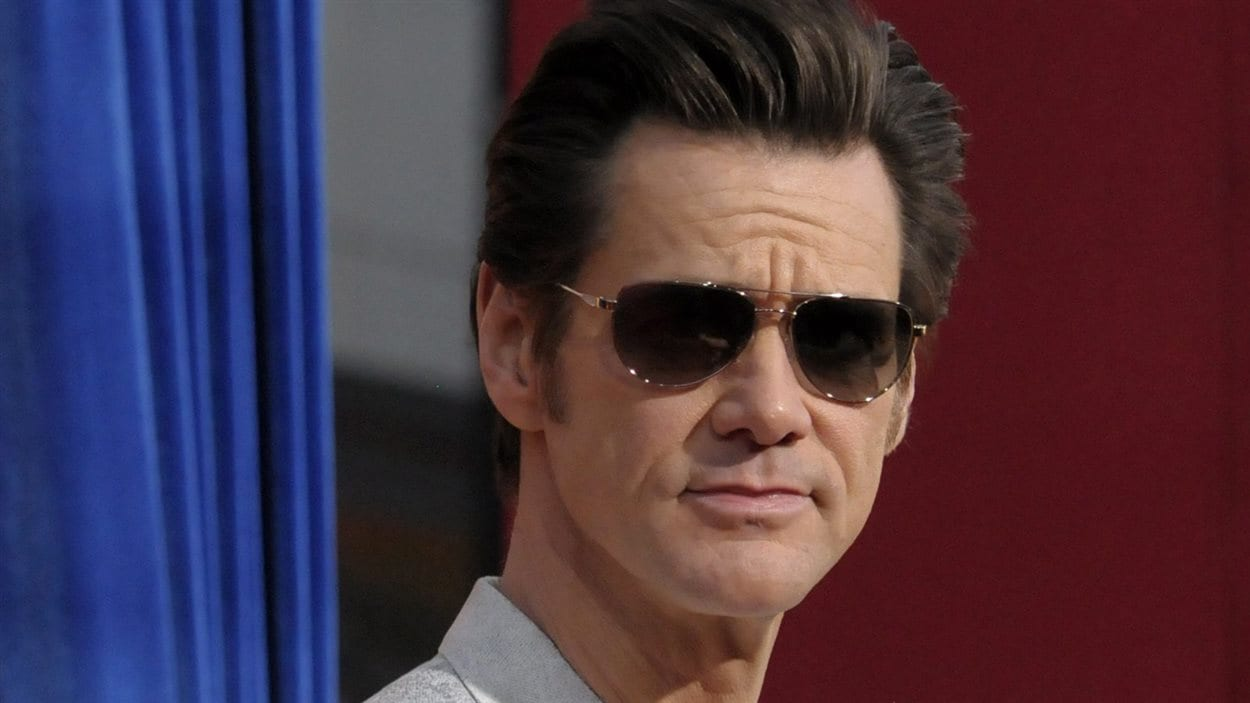 L'acteur Jim Carrey
