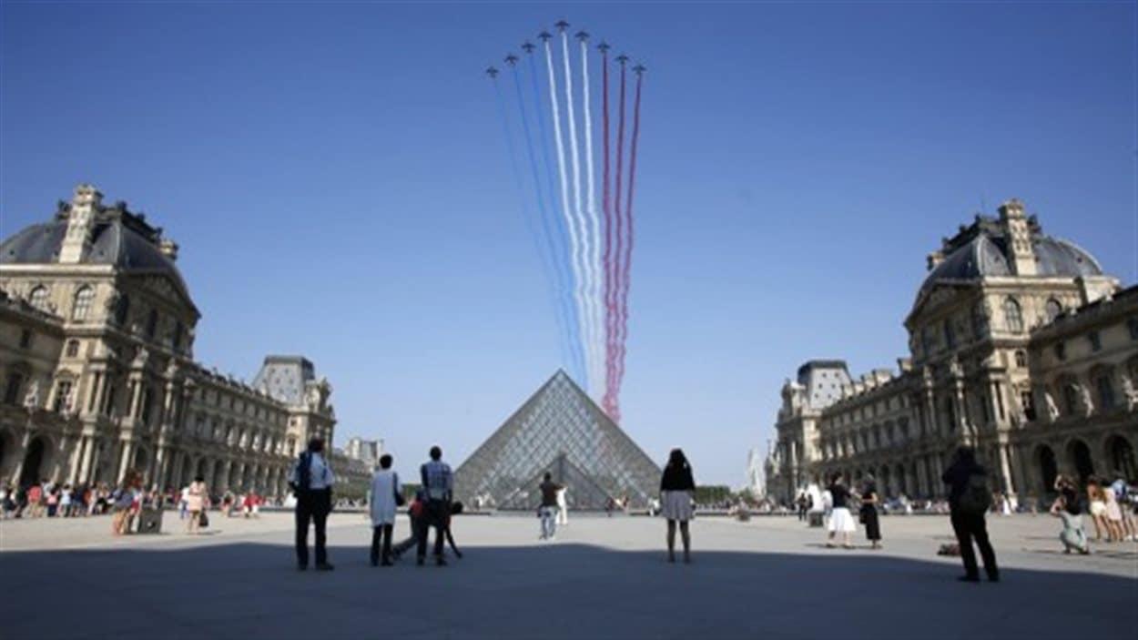 La France célèbre le 14 juillet