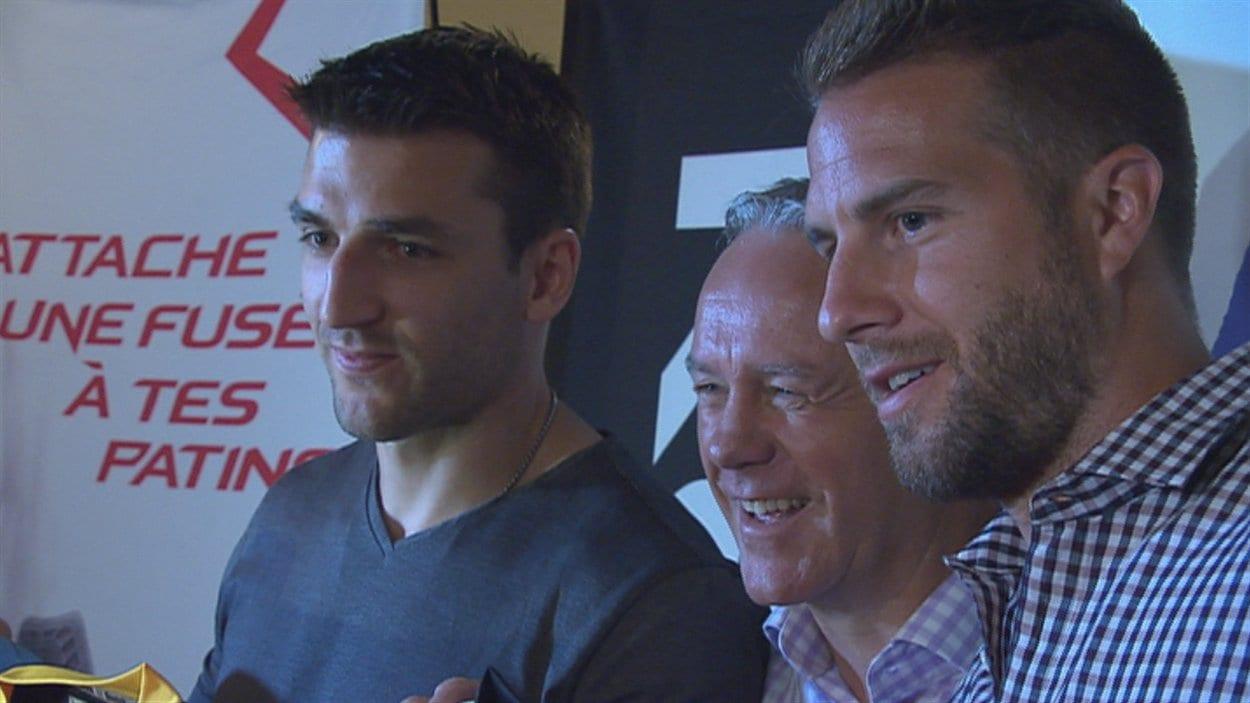 Patrice Bergeron et Simon Gagné prendront part au Pro-Am pour une cinquième année.