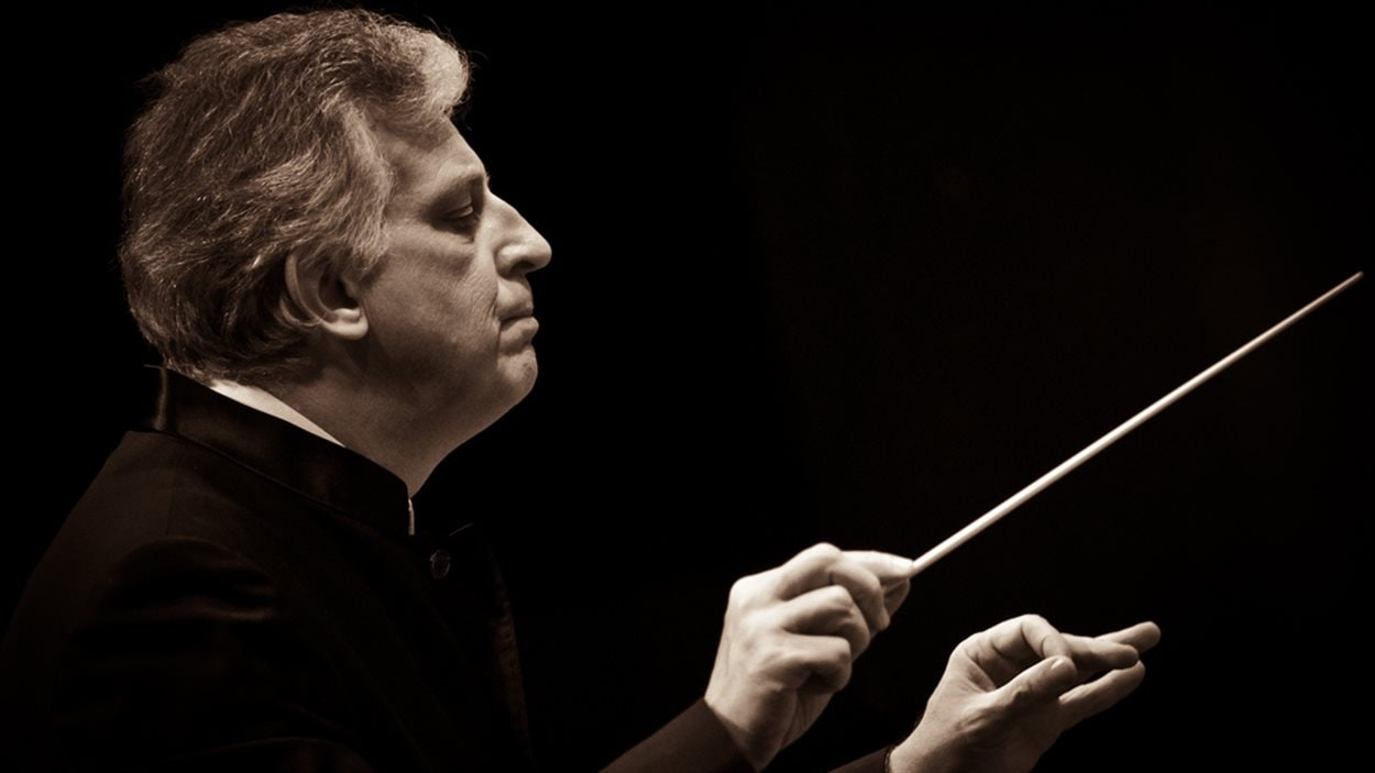 Stéphane Laforest, chef de l'Orchestre symphonique de Sherbrooke