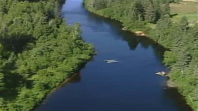 Accident d'hydravion sur la rivière Bostonnais