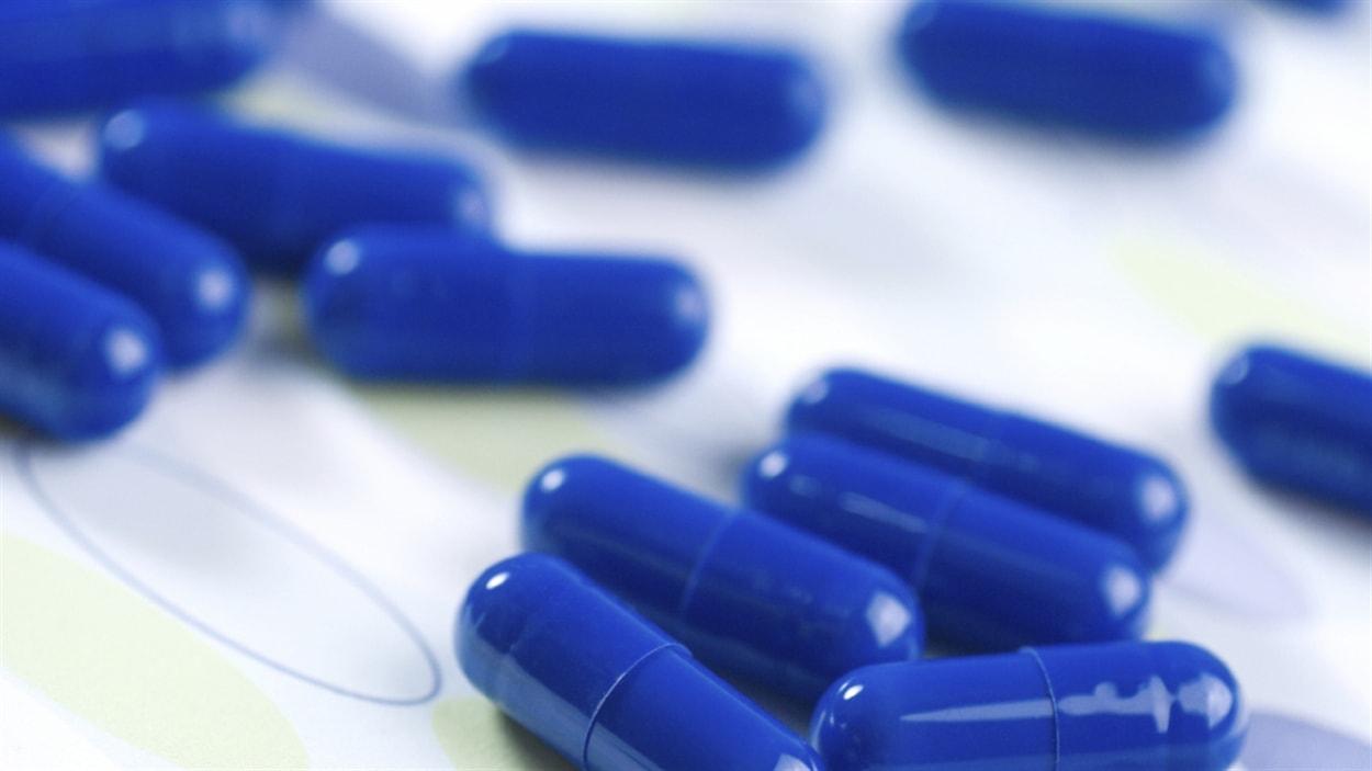 Des drogues de synthèse. <i>Photo : iStock/Kcline</i>