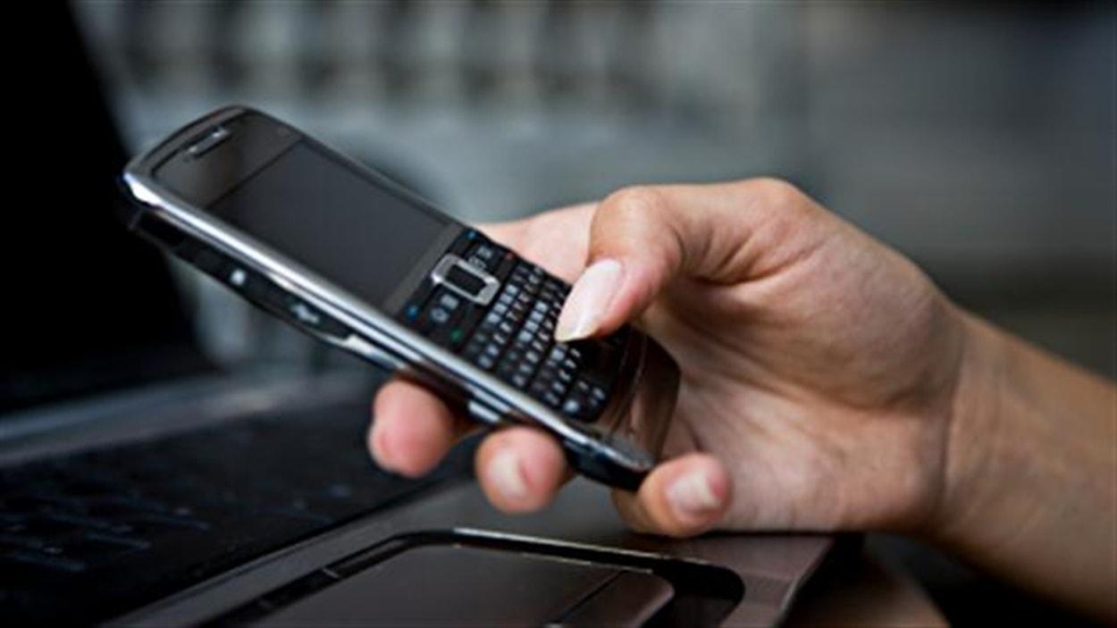 Les métadonnées : les téléphones intelligents à l'étude