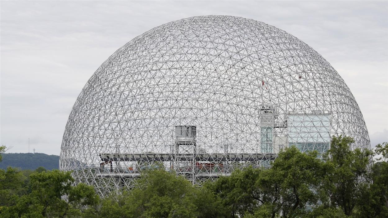 La biosphère de Montréal. <em>Photo : iStock</em>