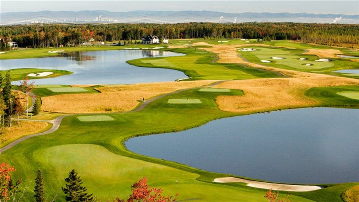 Club de golf La Tempête de Lévis
