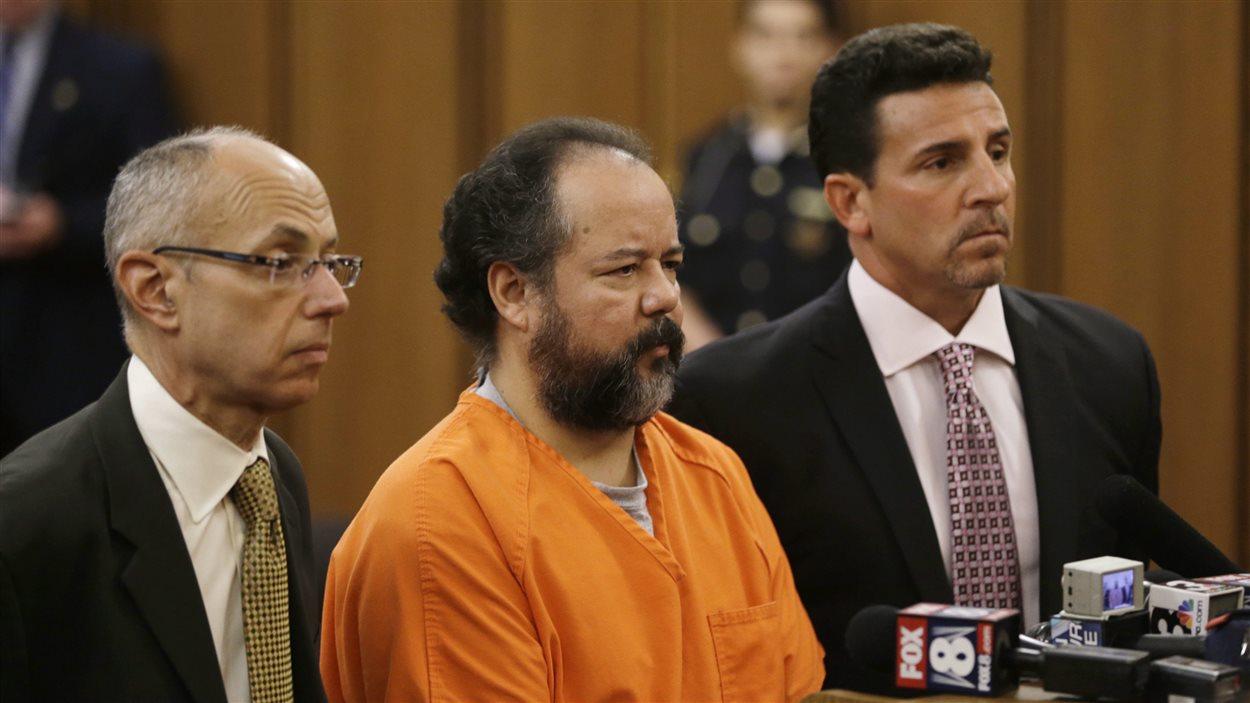 Ariel Castro et ses avocats