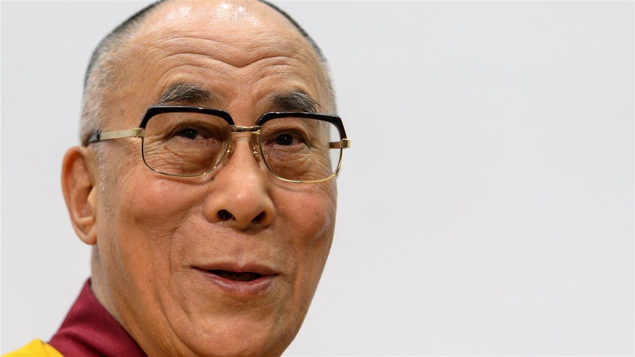 Le dalaï-lama en 2013.
