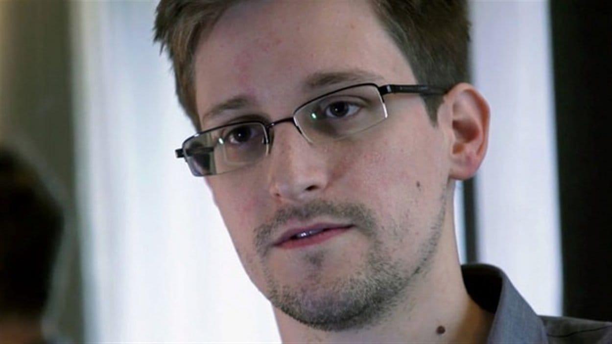 Edward Snowden, ex analista de la CIA.