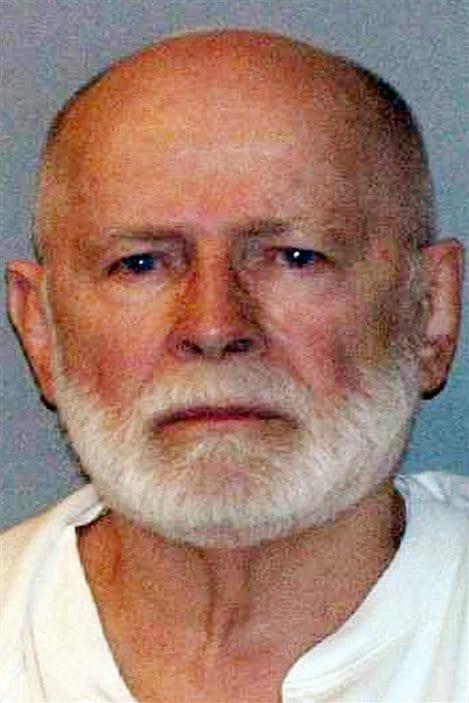 «Whitey» Bulger peu après son arrestation, en 2011