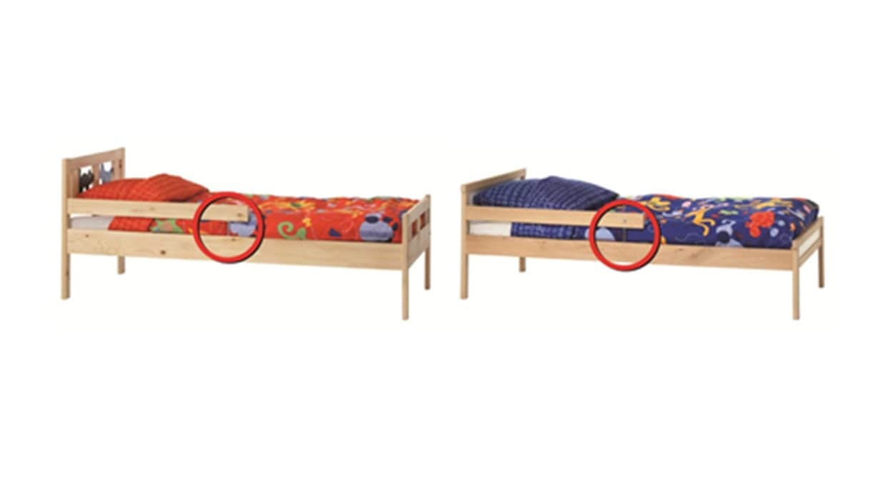 Ikea Rappelle Des Lits Pour Enfant Juges Dangereux Ici Radio Canada Ca