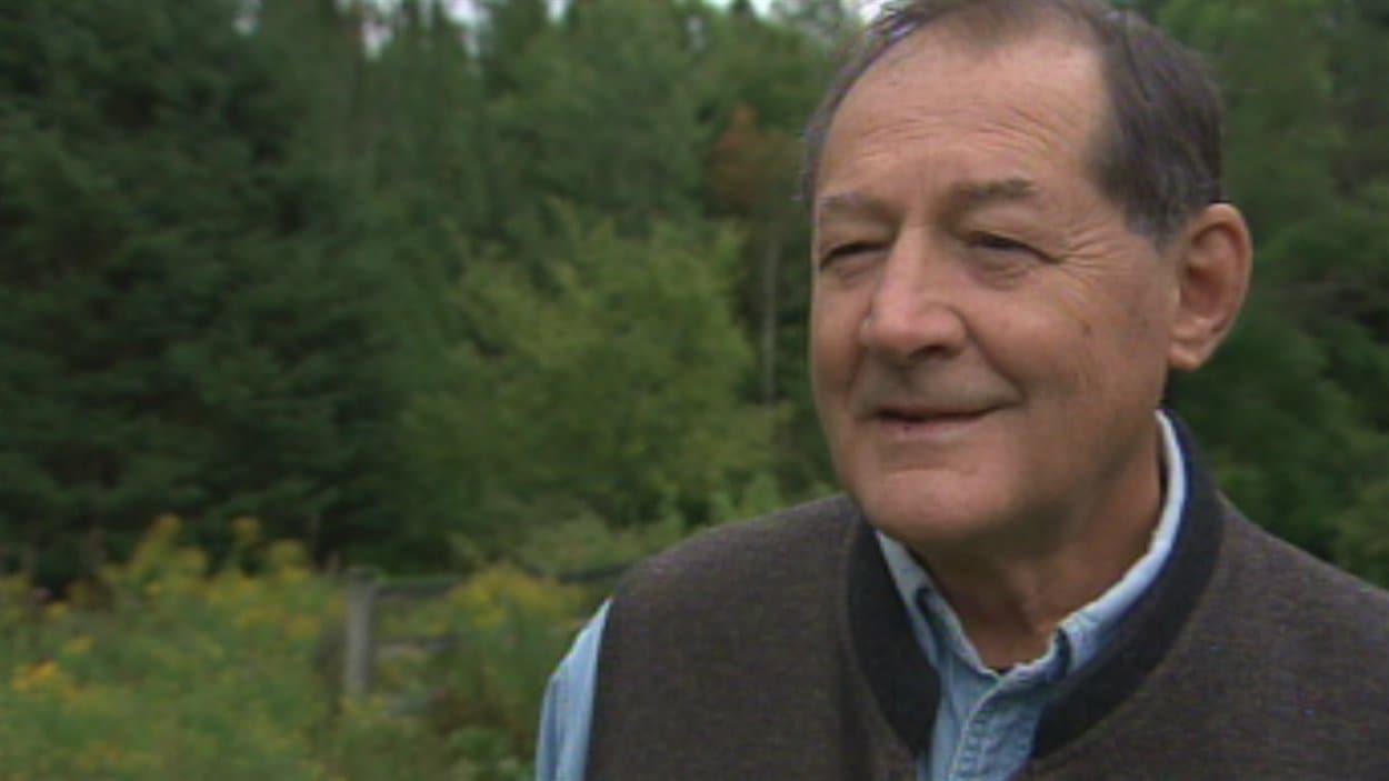 Denis de Belleval, ancien directeur général de la Ville de Québec
