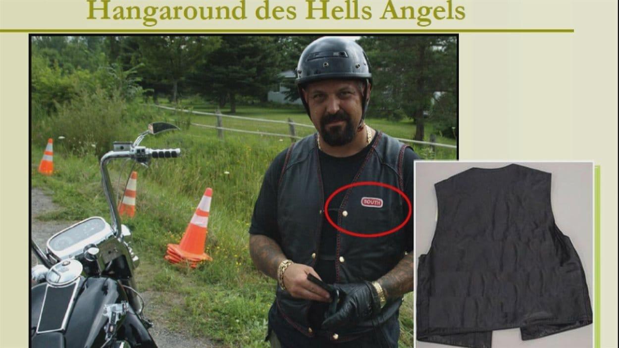 Hangaround Hells Angels