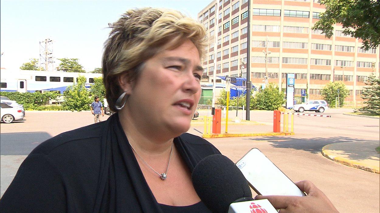 Anie Samson, candidate, Équipe Denis Coderre pour Montréal