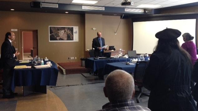 Une salle du Conseil des Atikamekw accueille le Tribunal des revendications particulières