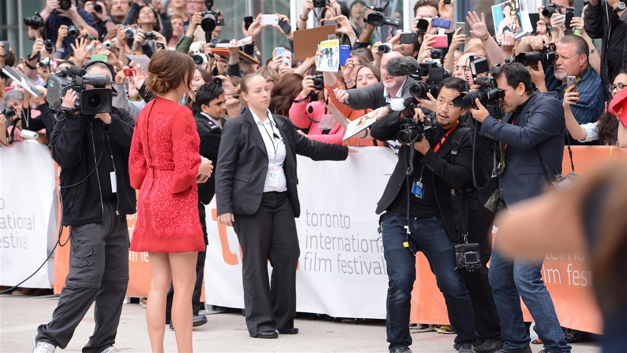 Le Festival international du film de Toronto 2013