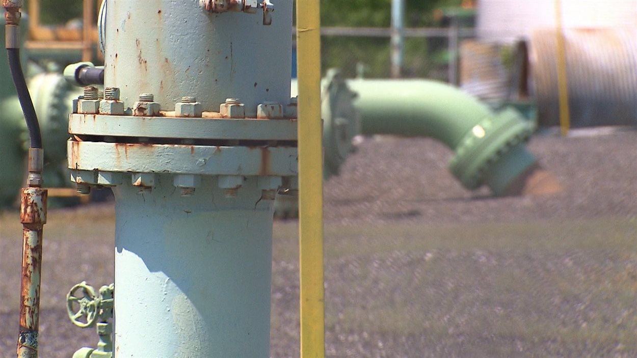 Installations pétrolières