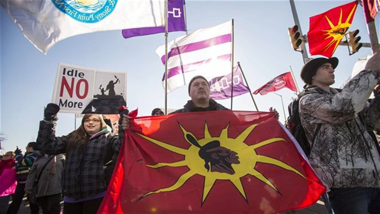 Mouvement Idle No More (archives)