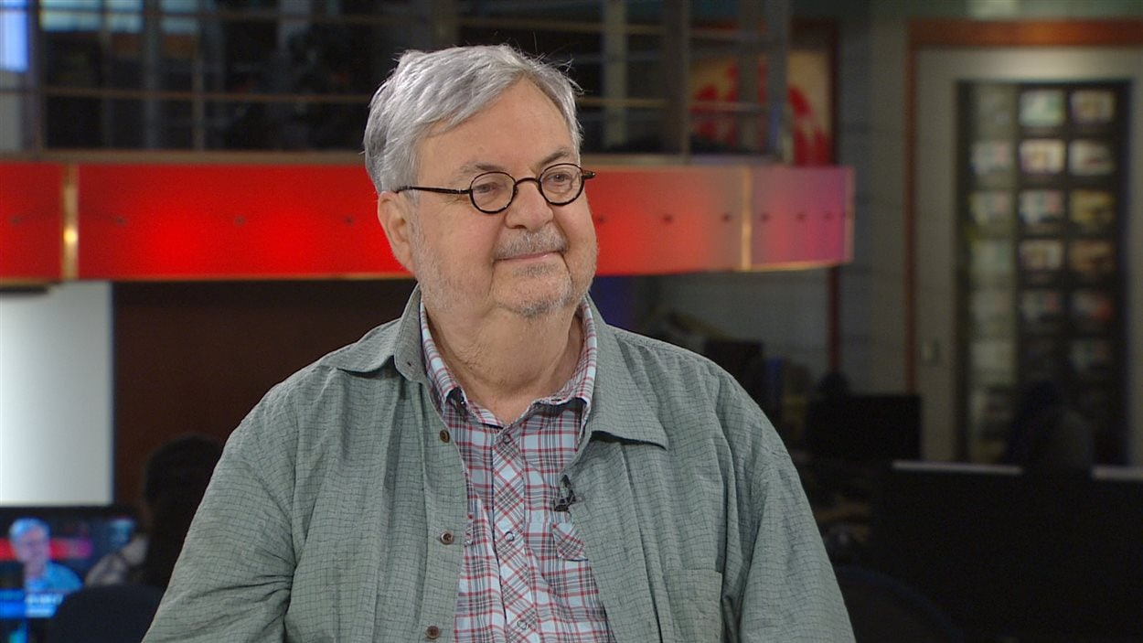 Entrevue avec Michel Tremblay à RDI Matin Week-end du 14 septembre 2013
