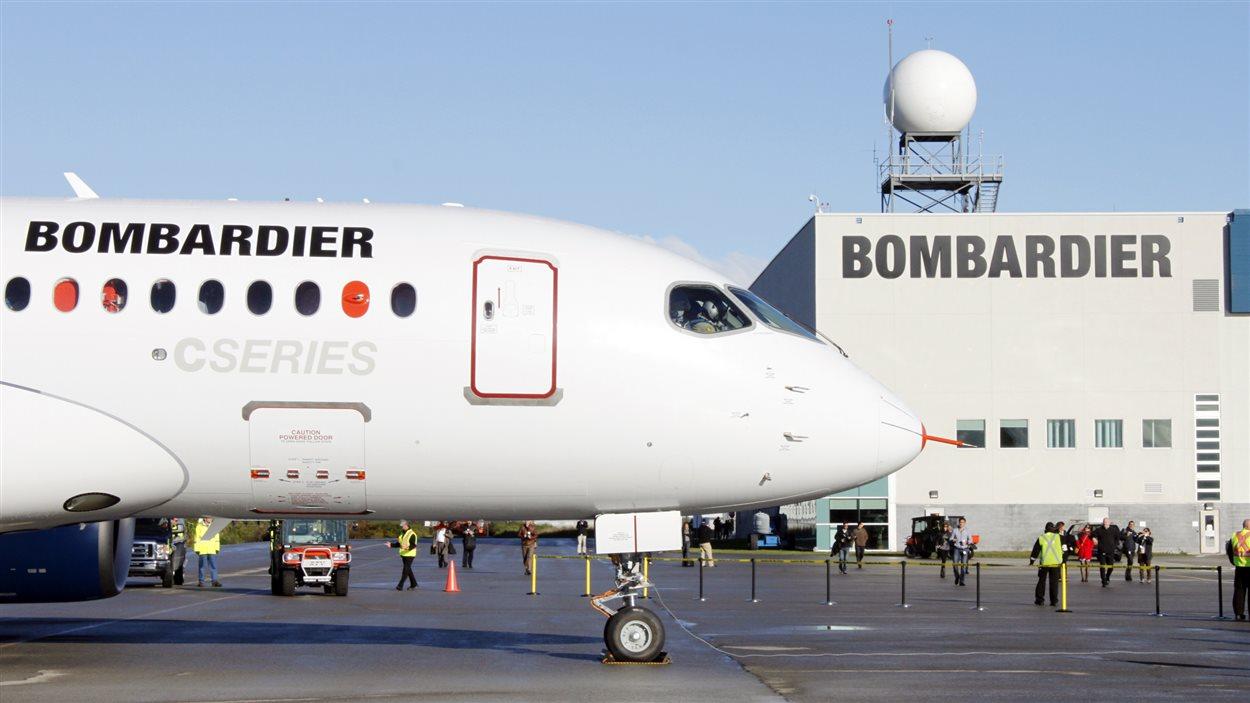 Avion de la CSeries