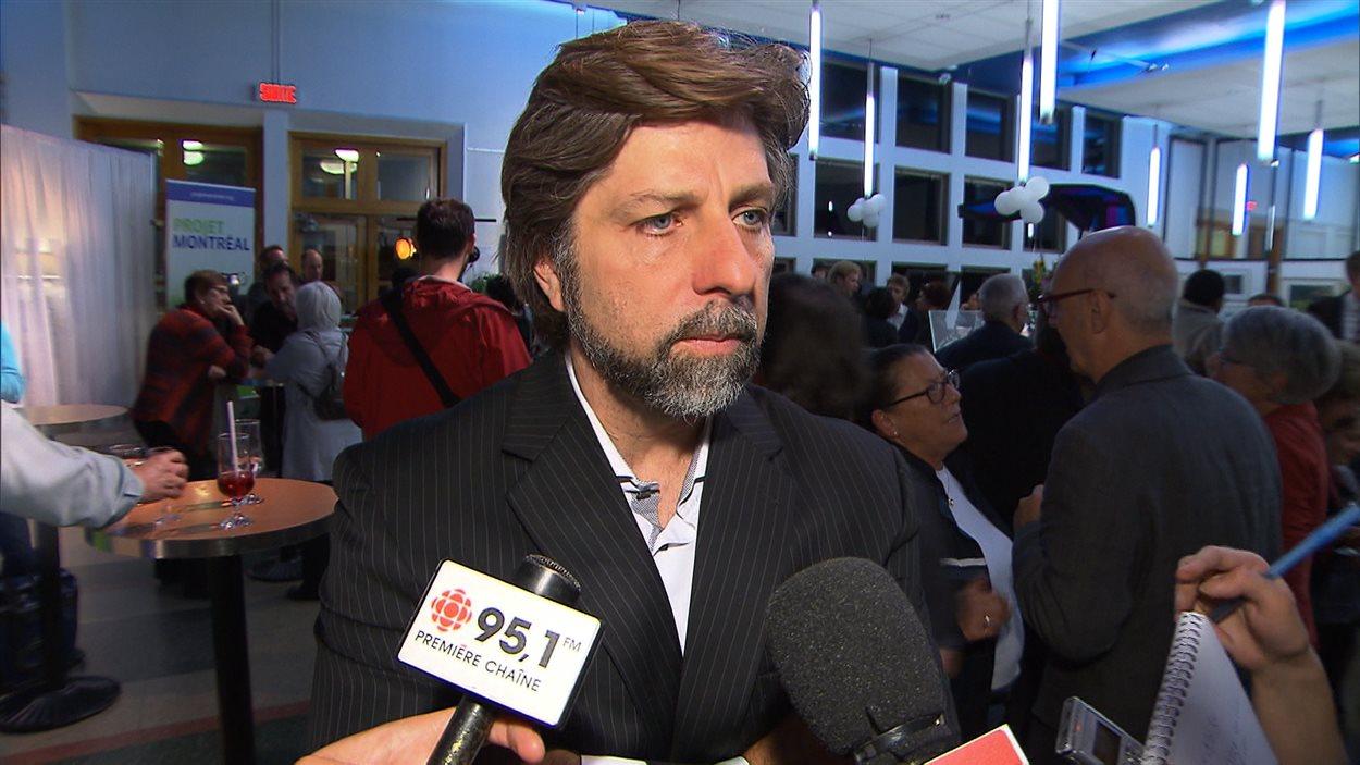 Le maire sortant Luc Ferrandez