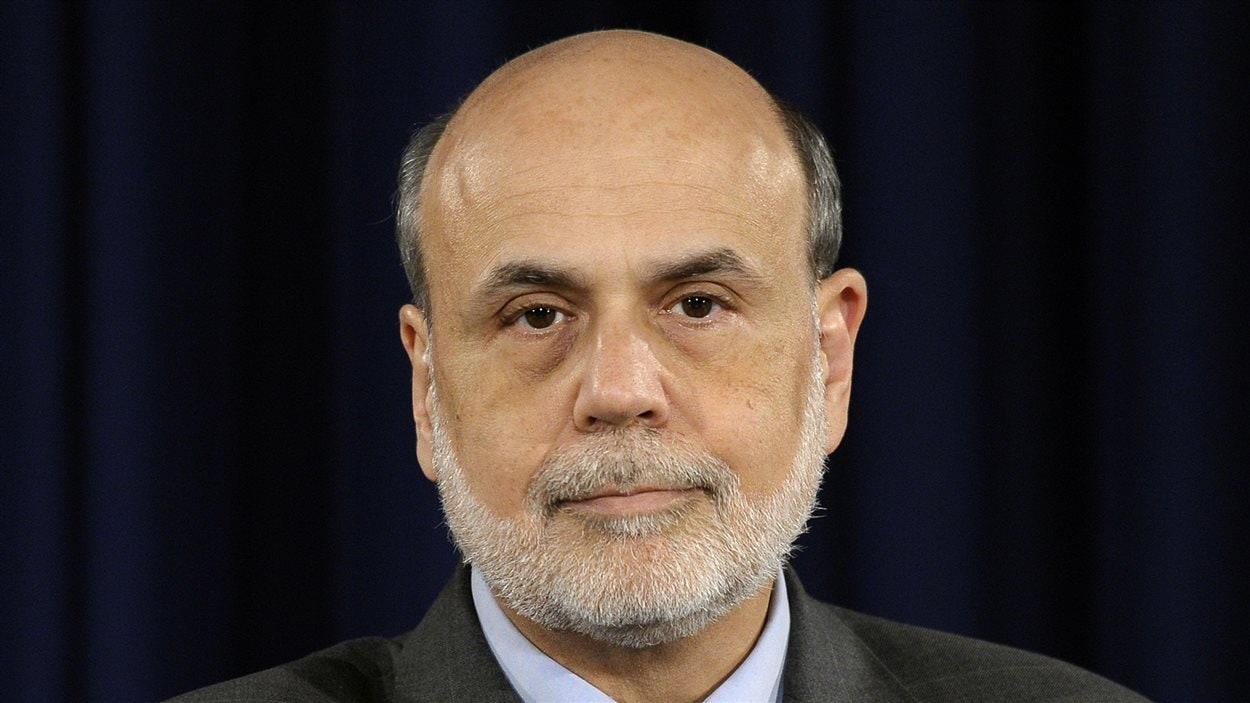 Ben Bernanke, président de la Banque centrale américaine