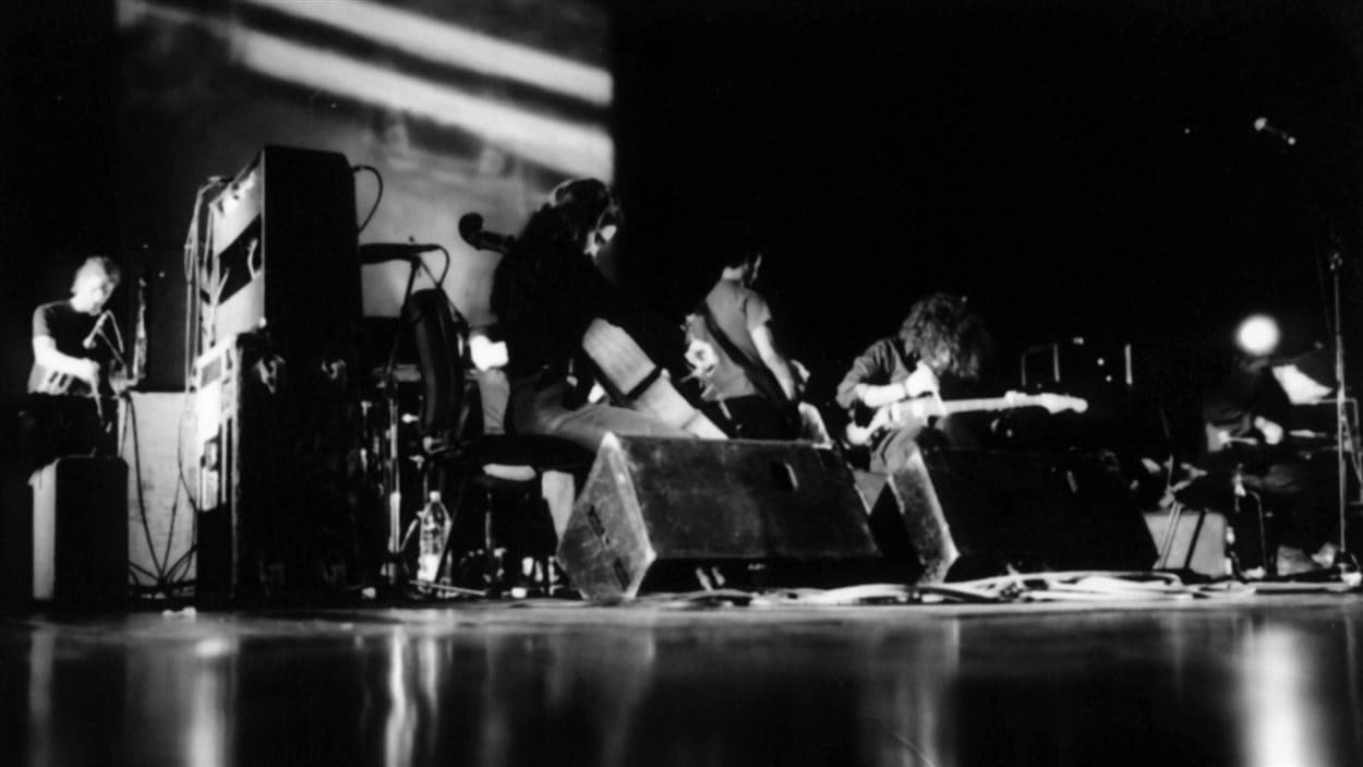 Le groupe montréalais Godspeed You! Black Emperor