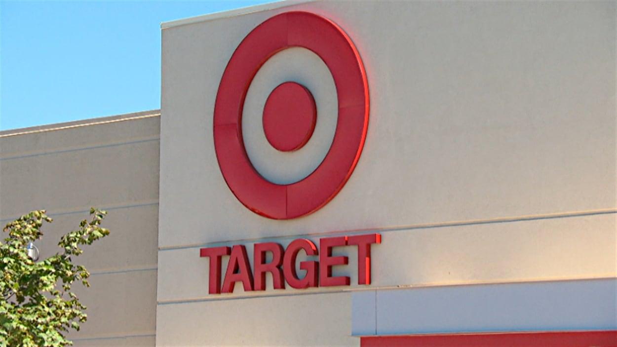 Le nouveau magasin Target à Ottawa.