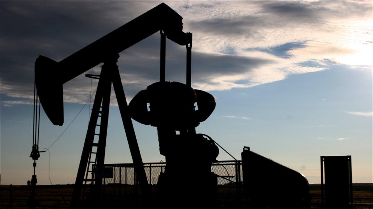 Un puit de pétrole