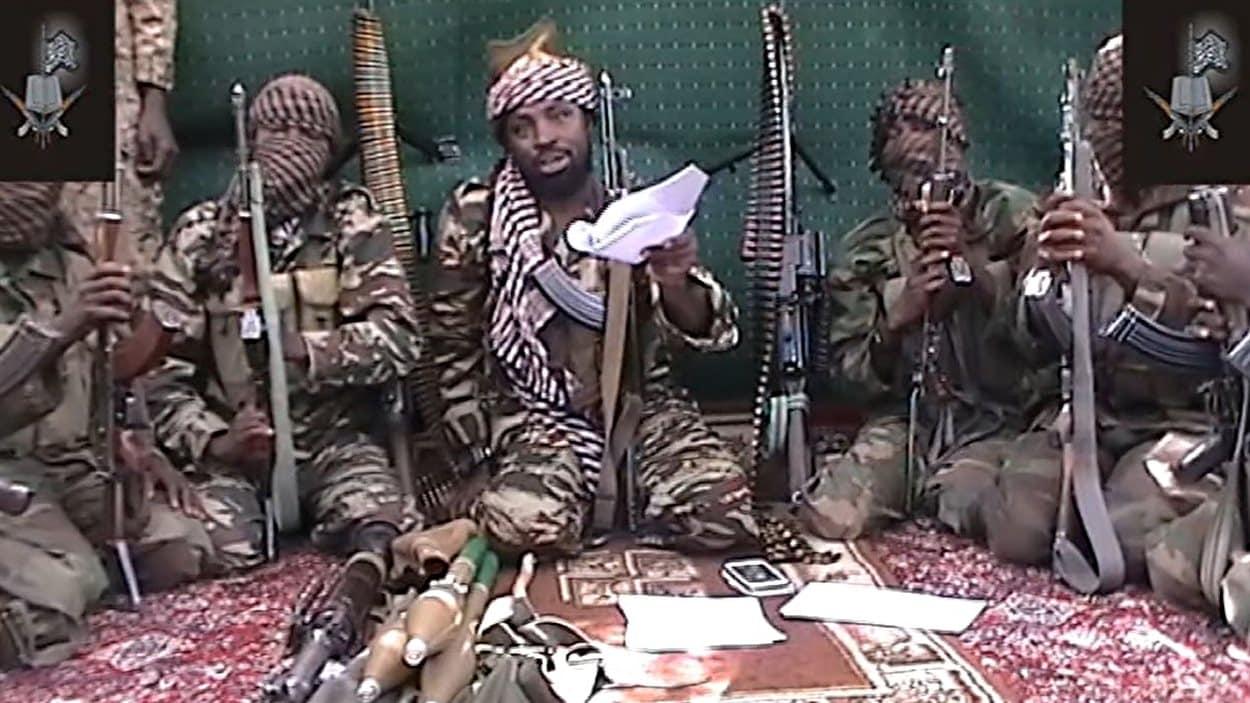 Vidéo du groupe islamiste Boko Haram