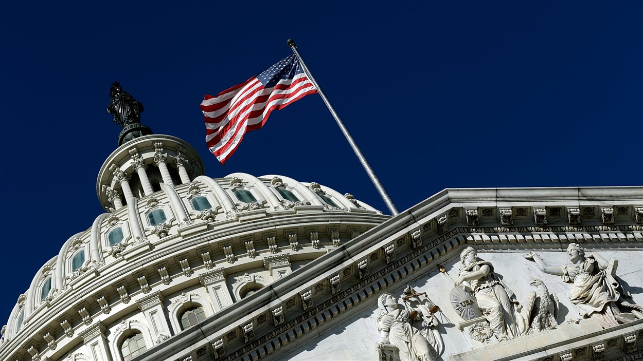Le Congrès américain est le théâtre d'intenses négociations entre républicains et démocrates.