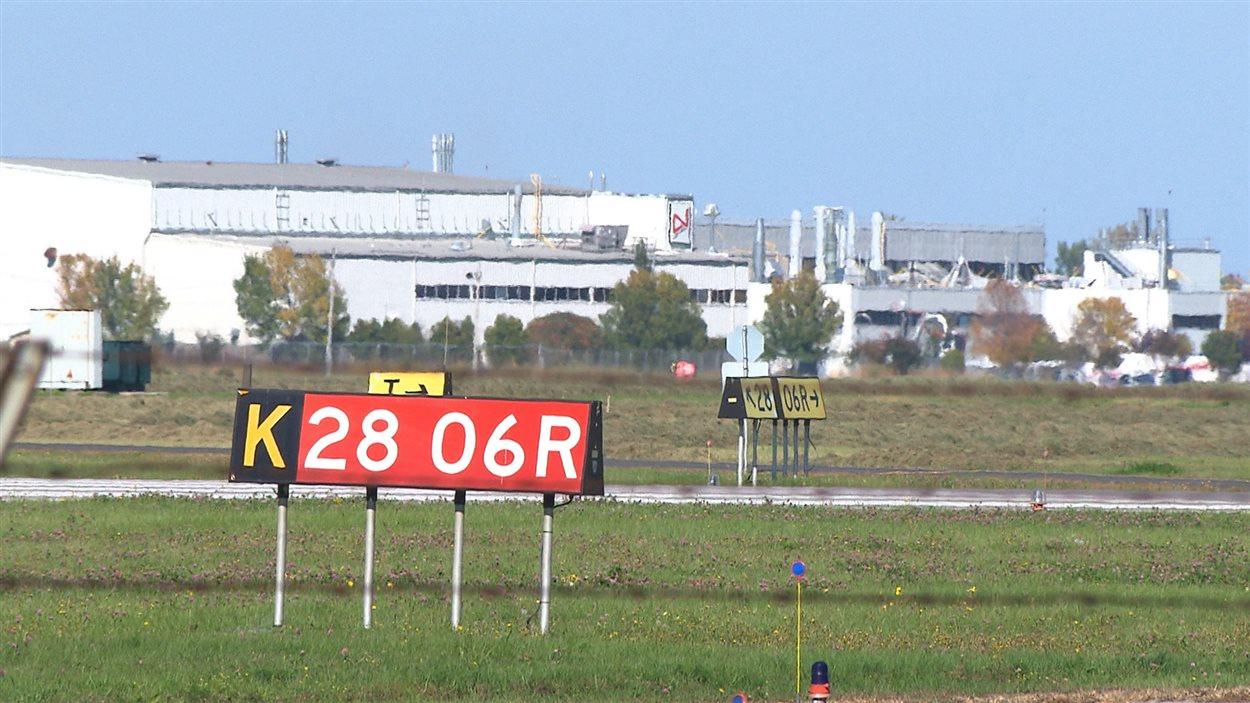 Aéroport Saint-Hubert