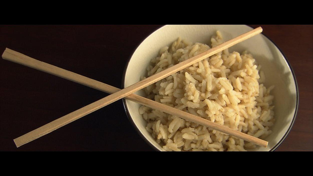 Manger trop de riz, et vous pourriez être empoisonnés à l'arsenic!