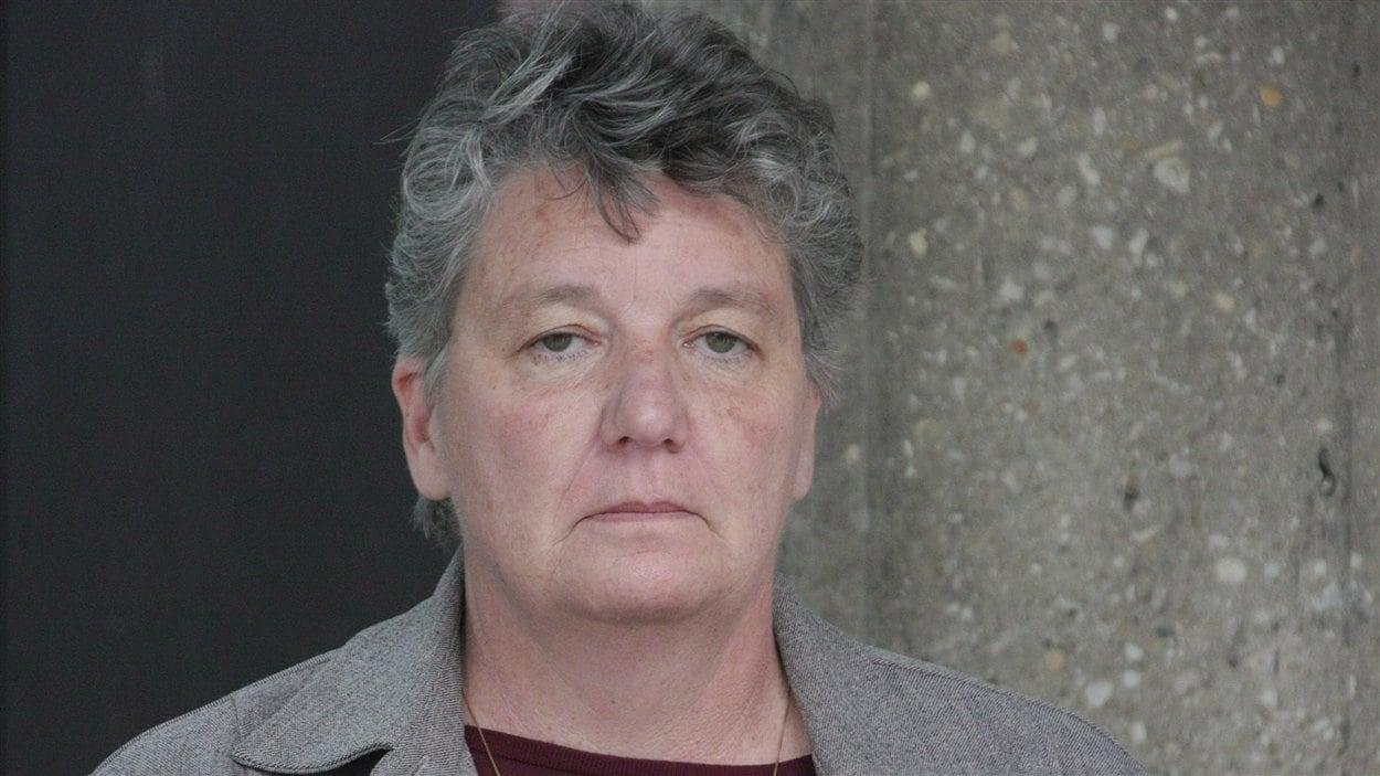L'ex-directrice du pénitencier Grand Valley de Kitchener, Cindy Berry