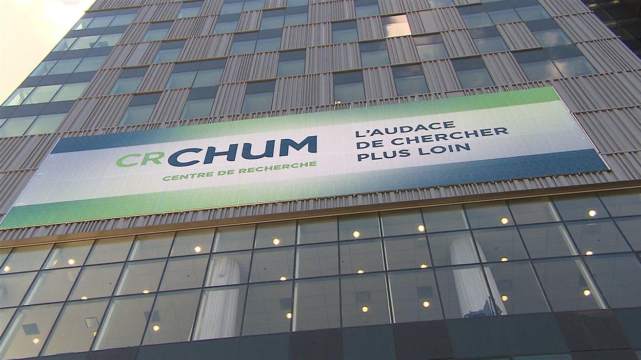 Le Centre de recherche du CHUM