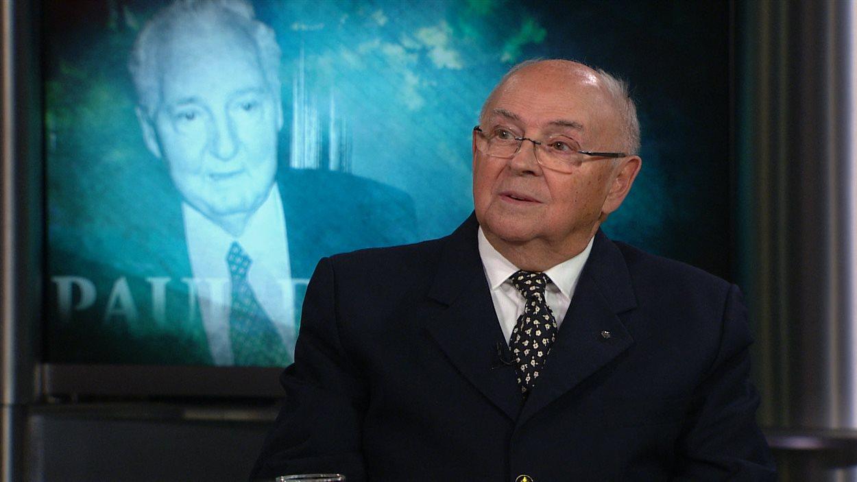 Gilles Loiselle a été le conseiller spécial de Paul Desmarais en matière d'affaires internationales pendant 20 ans.