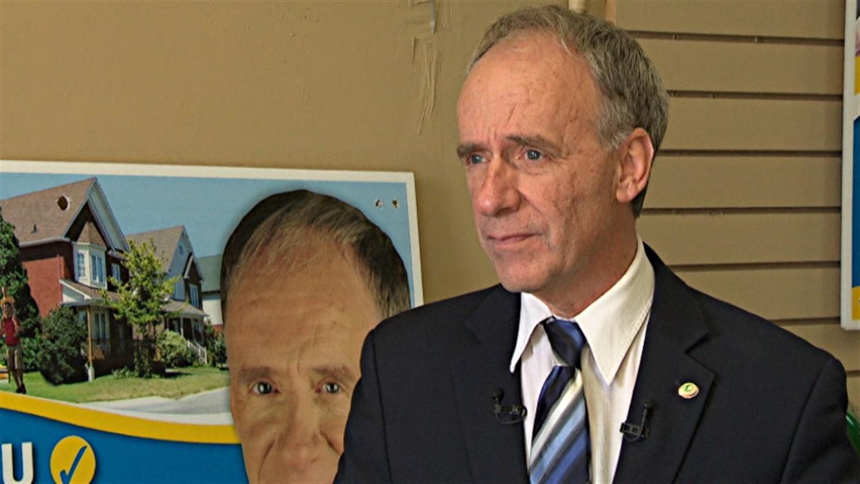 Bureau En Gros Gatineau : Le plan vert en continu du maire sortant de gatineau ici radio