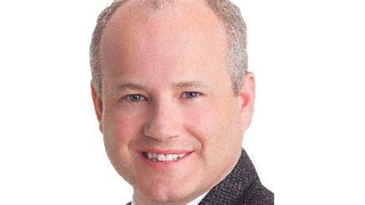 L'ancien chef de cabinet de la première ministre albertaine Alison Redford, Stephen Carter.