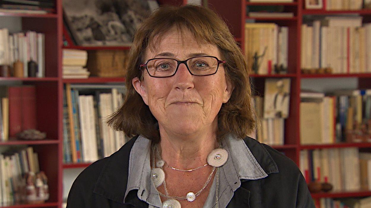 Catherine Agthe, sexopédagogue en Suisse