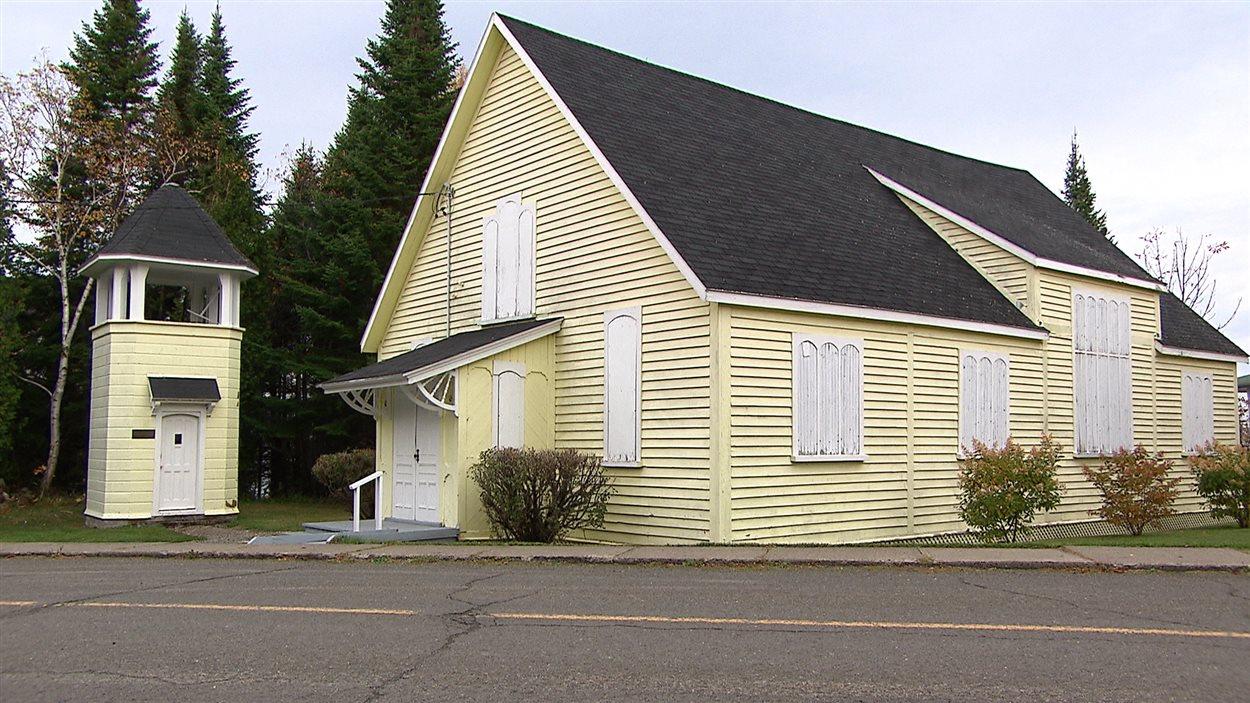Église presbytérienne de Métis-sur-Mer