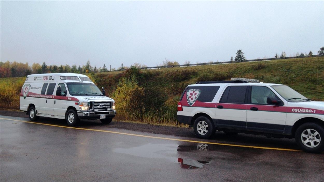 Ambulances du Nouveau-Brunswick
