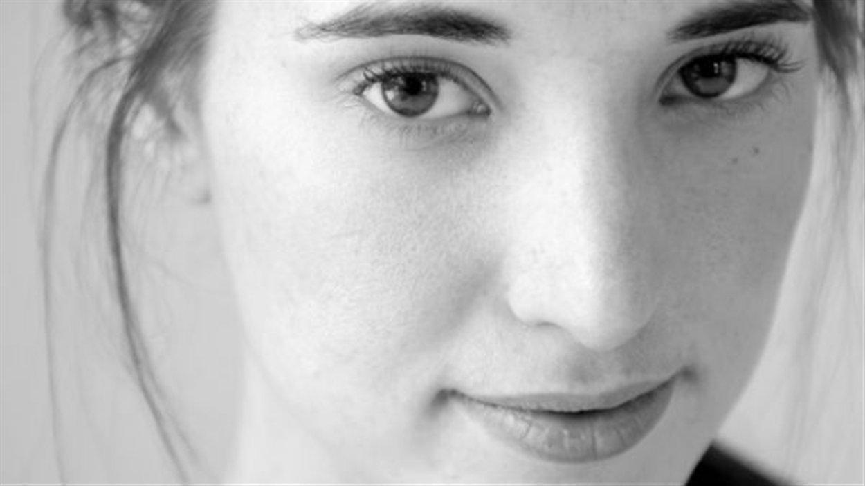 L'auteure Audrée Wilhelmy