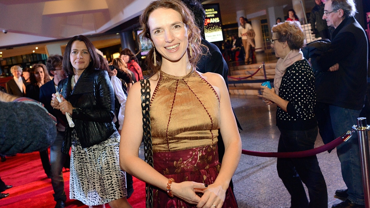 La violoncelliste et chanteuse Jorane.
